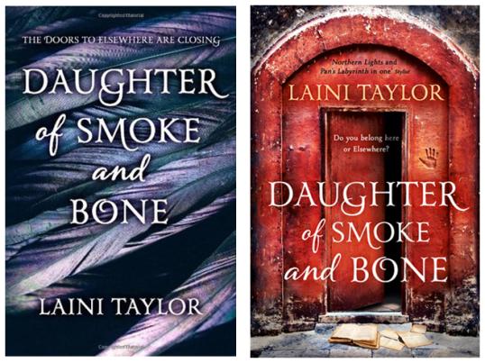 UK Daughter of Smoke and Bone